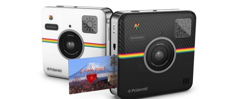 VET! Deze Polaroid in de vorm van het Instagram-logo print jouw foto's direct!