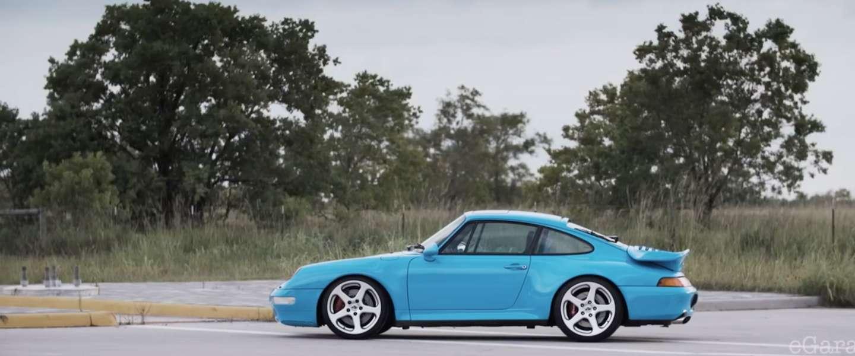Deze man verzamelt de Porsche 964 en 993 in alle kleuren!