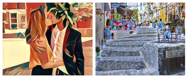 Prisma: de app die van jouw foto's schilderijen maakt