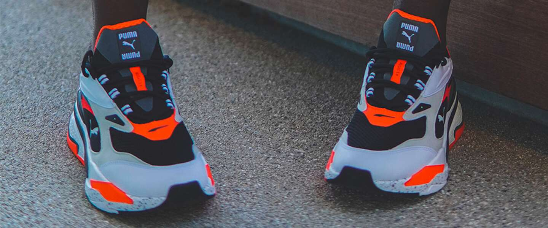 PUMA viert lancering nieuwe RS-Fast sneaker met eigen game