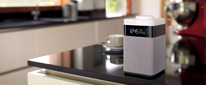 Pure vindt samen met klanten opnieuw de digitale radio uit