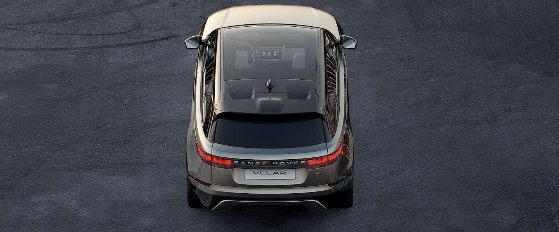 De Range Rover Velar is uitgeroepen tot mooiste auto ter wereld