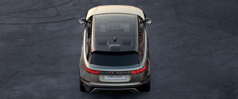 De nieuwe Range Rover Velar, knipoog naar het verleden