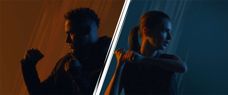 Replay strikt Emily Ratajkowski & Neymar Jr. voor Hyperflex+ campagne