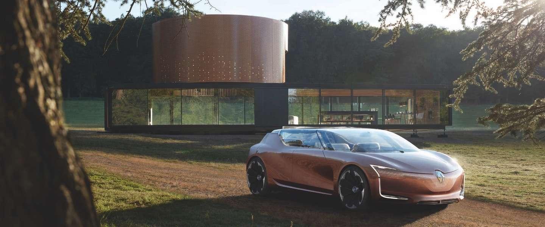 Renault laat Symbioz conceptcar en huis zien op Dutch Design Week