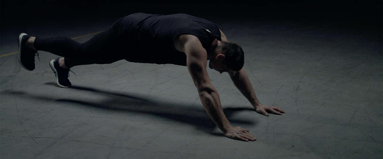 Rico Verhoeven komt met eigen fitness app: The Winners Workout