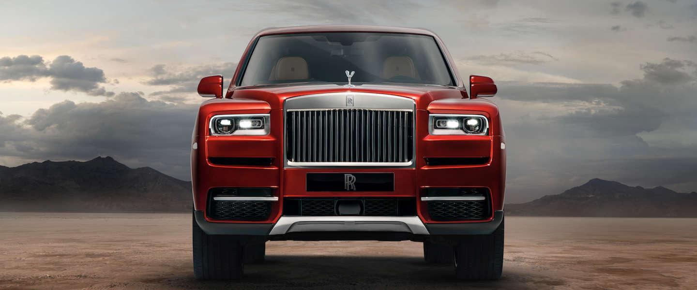Fotorapportage Rolls-Royce Cullinan, SUV van de buitencategorie