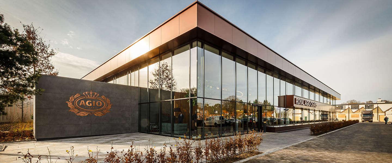 Royal Agio Cigars heeft een van de duurzaamste kantoorgebouwen in Nederland
