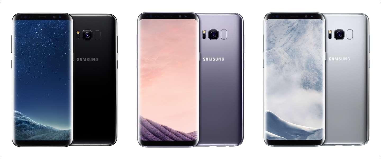Waarom volgen niet meer smartphones de Galaxy S8 gebogen randen?