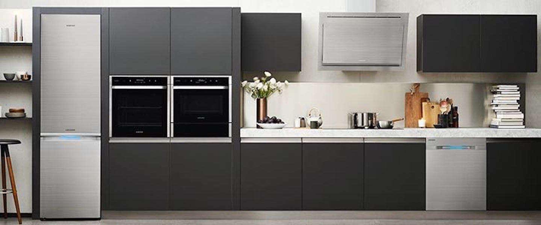 Samsung komt met geheel nieuwe keukenlijn, de Chef Collection