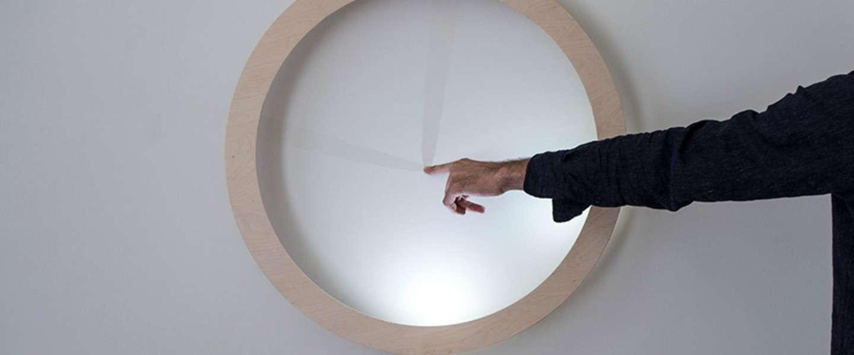 Shadowplay clock: dit is de meest bijzondere klok ooit