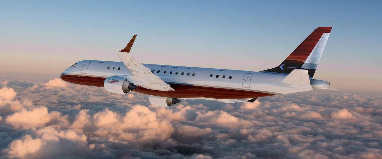 Zo ziet een vlucht van 33.500 euro eruit!