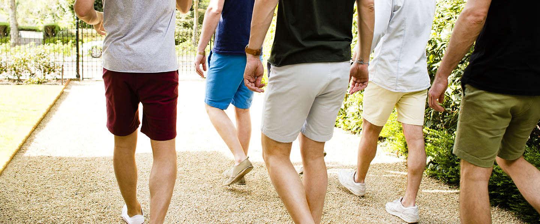 Nieuw shorts merk voor mannen wil met slow fashion de markt veroveren