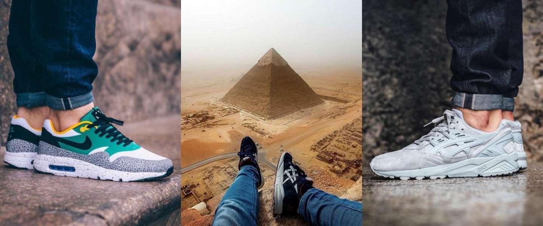 De 11 coolste sneakers van Instagram van afgelopen week