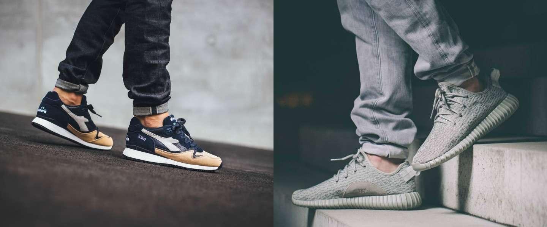 5 toffe sneakers voor mannen in de winter