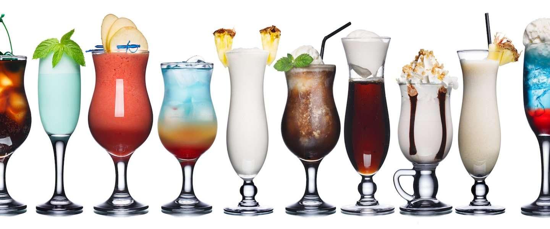 300 verschillende cocktails uit één apparaat!