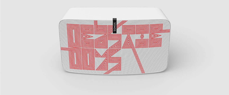 Sonos komt met Beastie Boys editie van de PLAY:5 speaker