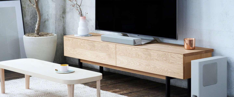 CES 2017: Sony vult de ruimte rond je tv met soundbars en 4K Blu-ray speler