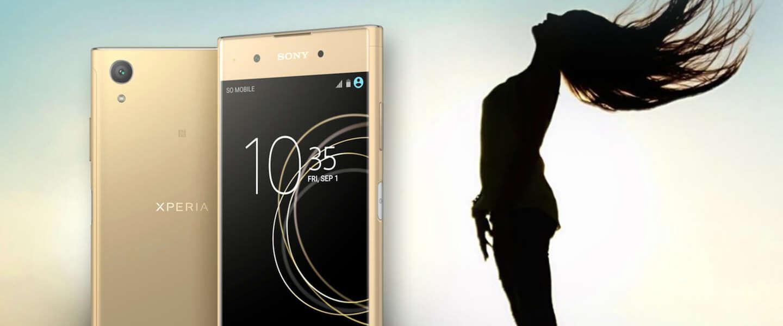 Sony Xperia XA1 Plus, groot en voordelig