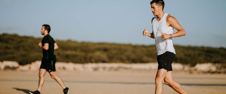 Houd meer afstand als je buiten gaat  sporten