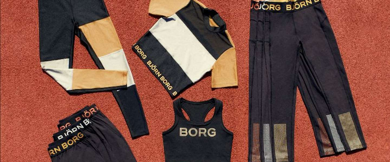 Toe aan een nieuwe sportoutfit? Check dan de medal pack collectie van Björn Borg!