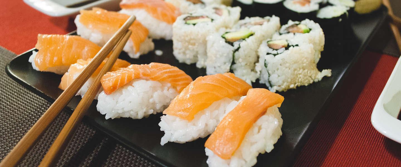 Na het zien van deze video heb je meteen zin in sushi