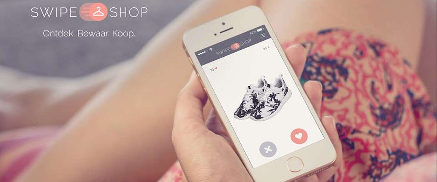 Swipe & Shop: Tinder-like app voor fashion