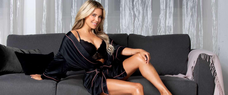 Sylvie Meis lanceert lingeriecollectie voor Aldi