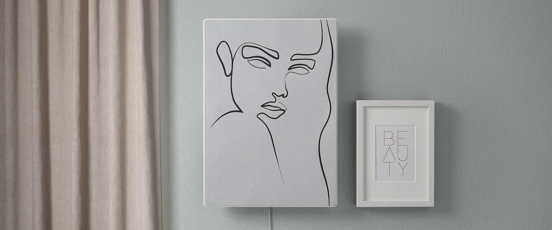 IKEA en Sonos komen met 'schilderijspeaker'