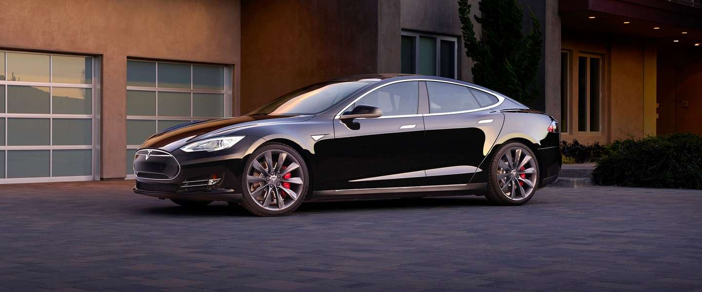Tesla Model S 85D krijgt 'Ludicrous-mode'