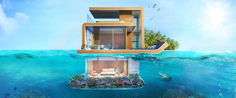 Gaaf Onderwater Appartementen In Dubai