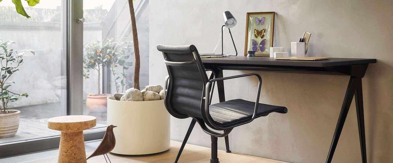 Dit wil je: een design thuiswerkplek