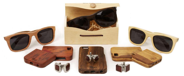 6 coole gadgets van hout