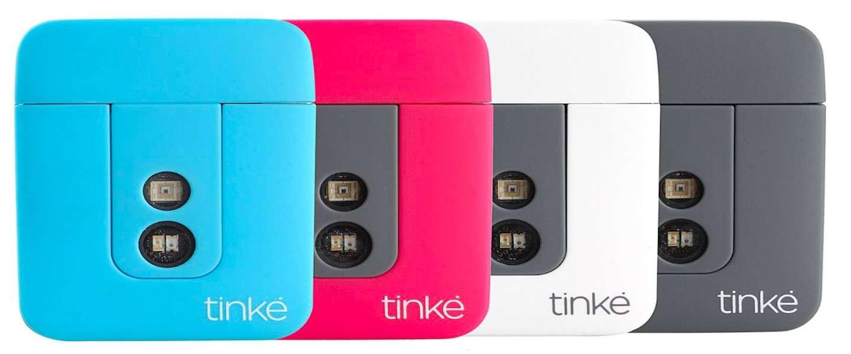 Meet hoe fit je bent met Tinke