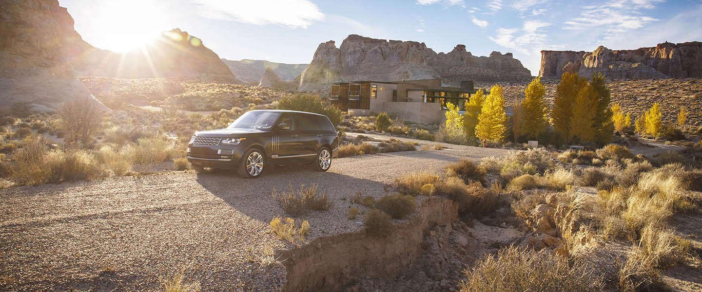Voor deze ultieme roadtrip van Range Rover betaal je 130.000 euro per persoon