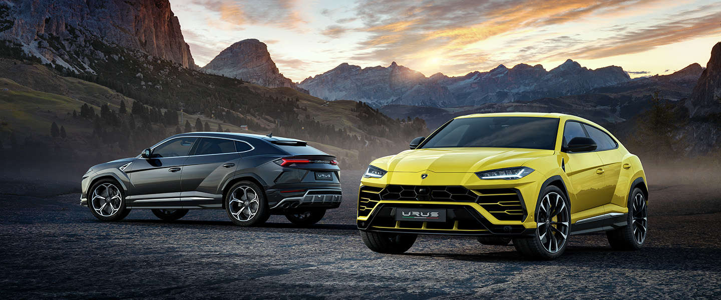 Lamborghini Urus: een Super Sport Utility Vehicle