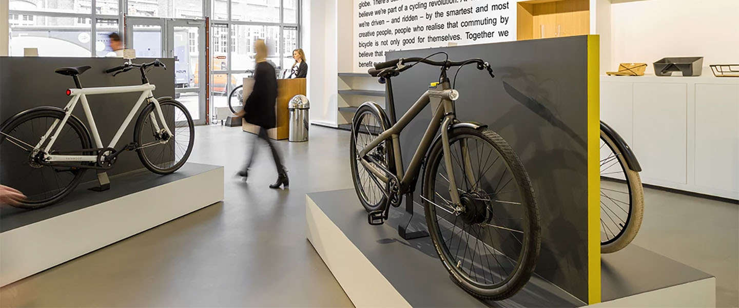 VanMoof start met crowdfundingcampagne