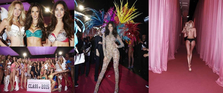 De mooiste plaatjes van de Victoria's Secret Fashion Show 2015