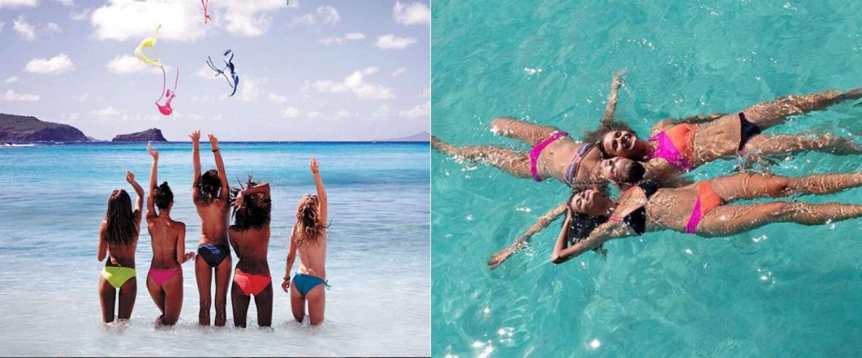 Must see: Victoria's Secret Swim Special