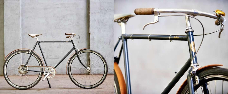 De Tesla onder de elektrische fietsen: Vigour+