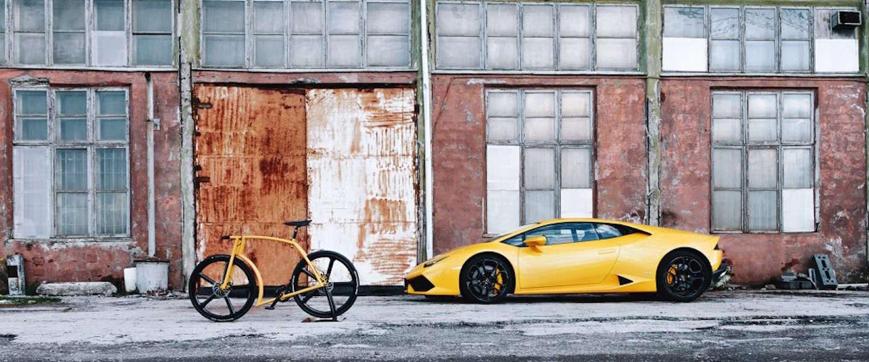 Viks GT: De Lamborghini onder de fietsen