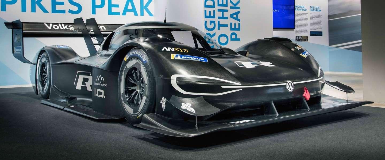 Volkswagen wil met de I.D. R het Pikes Peak elektrorecord breken