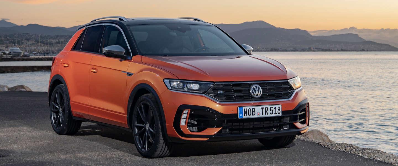 Volkswagen T-Roc R, gewoon bruut en snel