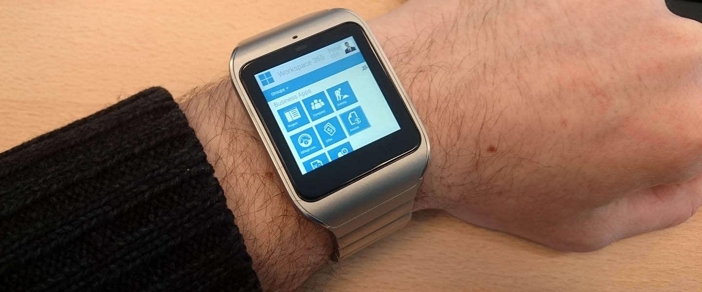 Workspace 365 haalt Office naar je Smartwatch