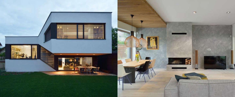 Gaaf: het zelfvoorzienende Mezzanine house