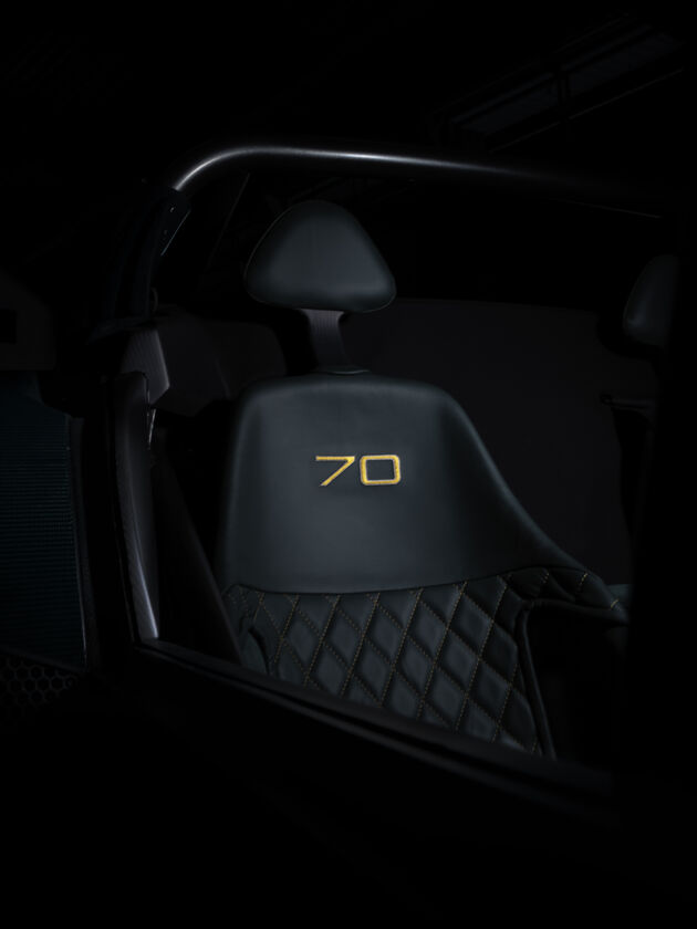 13. Donkervoort D8 GTO-JD70 Bare Naked Carbon Edition