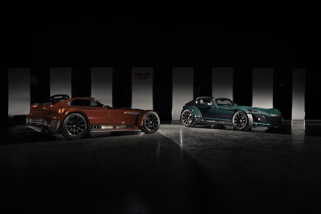2. Donkervoort D8 GTO-JD70 Bare Naked Carbon Edition