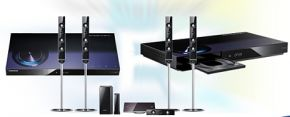 3D Home-Entertainment van Samsung