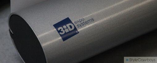 3iD Presentatiesysteem voor Beursstand