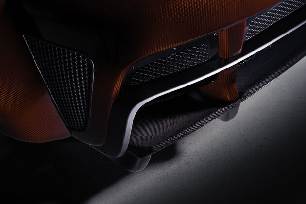 7. Donkervoort D8 GTO-JD70 Bare Naked Carbon Edition
